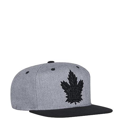 03f3266b5eb adidas NHL Toronto Maple Leafs Flat Brim Snapback Cap