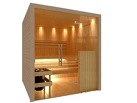 Luxus-Sauna