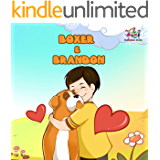 Boxer and Brandon (portuguese kids books, portuguese baby books, portuguese for children, portuguese books for kids, portuguese for beginners) (Portuguese Bedtime Collection)