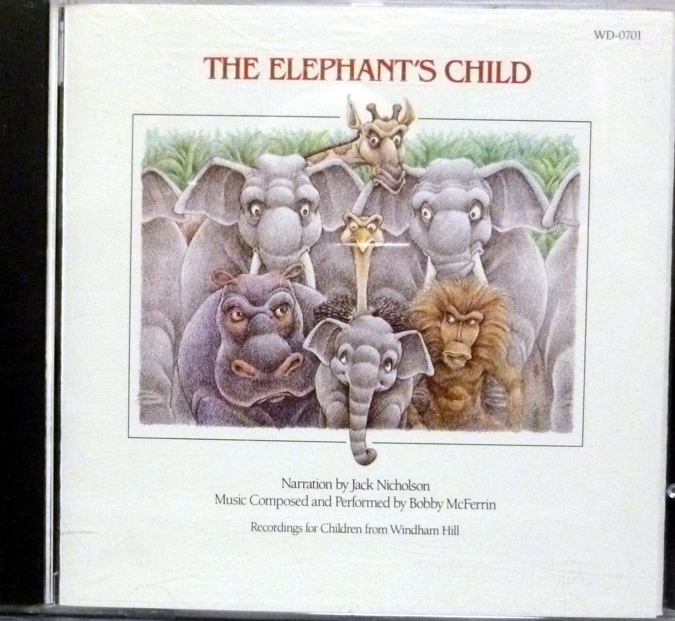 The Elephant's Child by Windham Hill