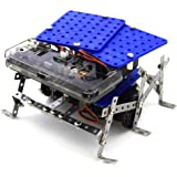 Robolink 11 in 1 Programmable Robot Kit - STEM Learning Educational Robotics Kit for Beginner and Arduino Learners with Video Tutorials, Rokit Smart