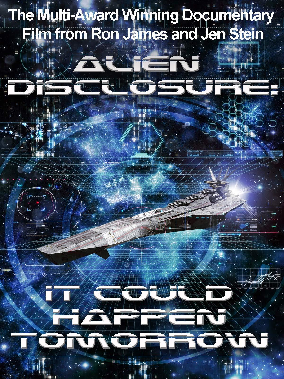 UFO Disclosure - It Could Happen Tomorrow