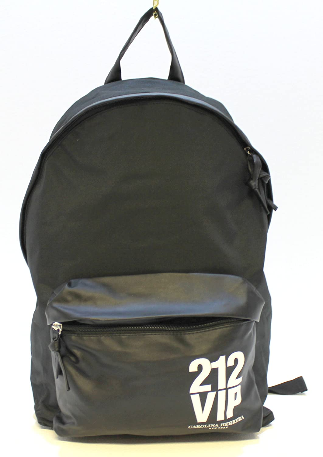 CAROLINA HERRERA 212 VIP NYC BACKPACK CARRY IT IN STYLE BLACK * NEW by Carolina Herrera: Amazon.es: Deportes y aire libre