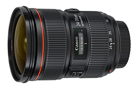 Review Canon EF 24-70mm f/2.8