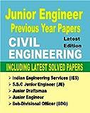 Civil Engineering JE 2019 : Junior Engineer Previous Year Papers