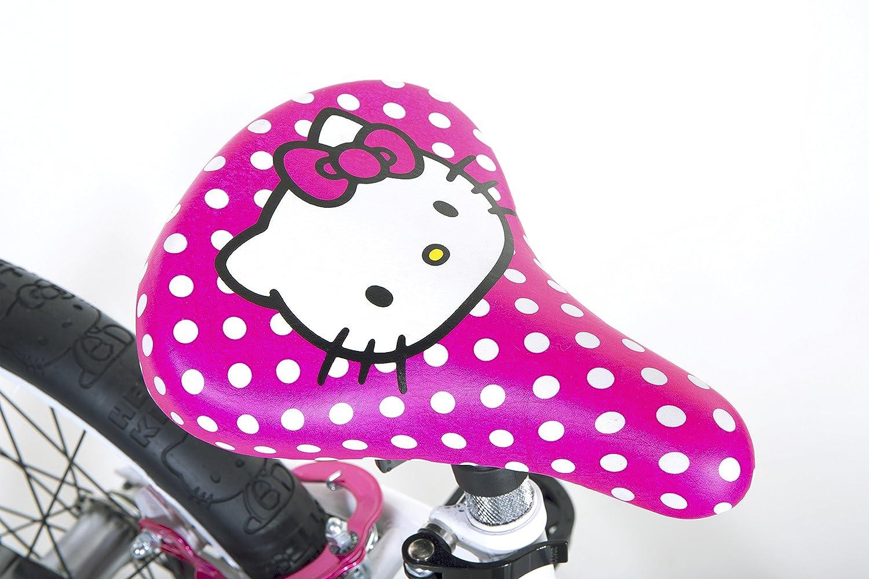 Hello Kitty Girl S Bike White 18 Inch Sports