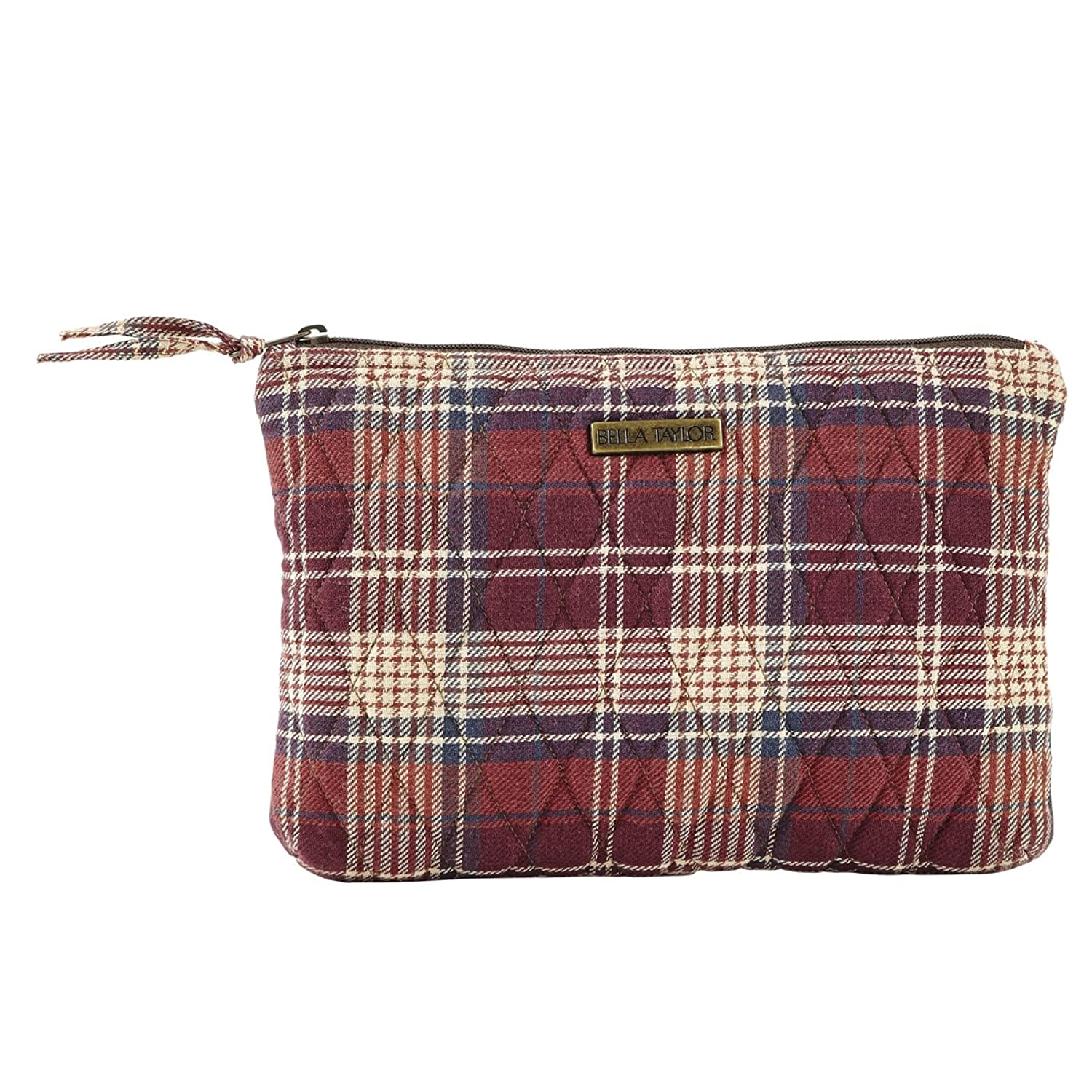 Downton Personal Pouch Set of 2 Cosmetic Bags
