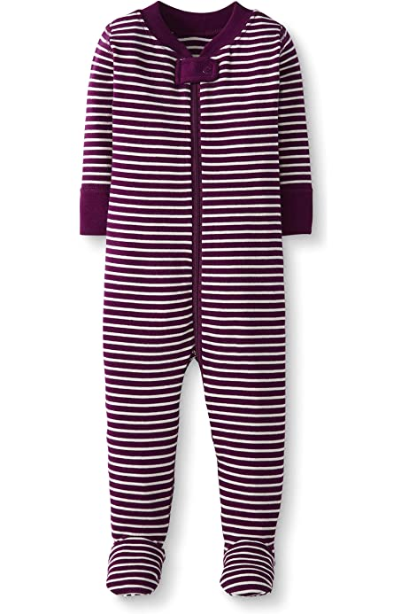 Infant-and-Toddler-Sleepers beb/és Unisex Moon and Back by Hanna Andersson Pijama de Una Pieza
