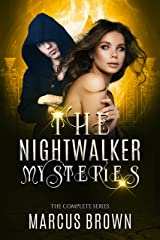 The Nightwalker Mysteries Series: The Complete Series Kindle Edition