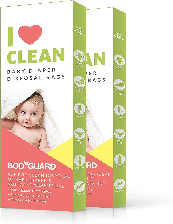 Pañales y bolsas de desechos sanitarios 100% Oxo Biodegradable ...