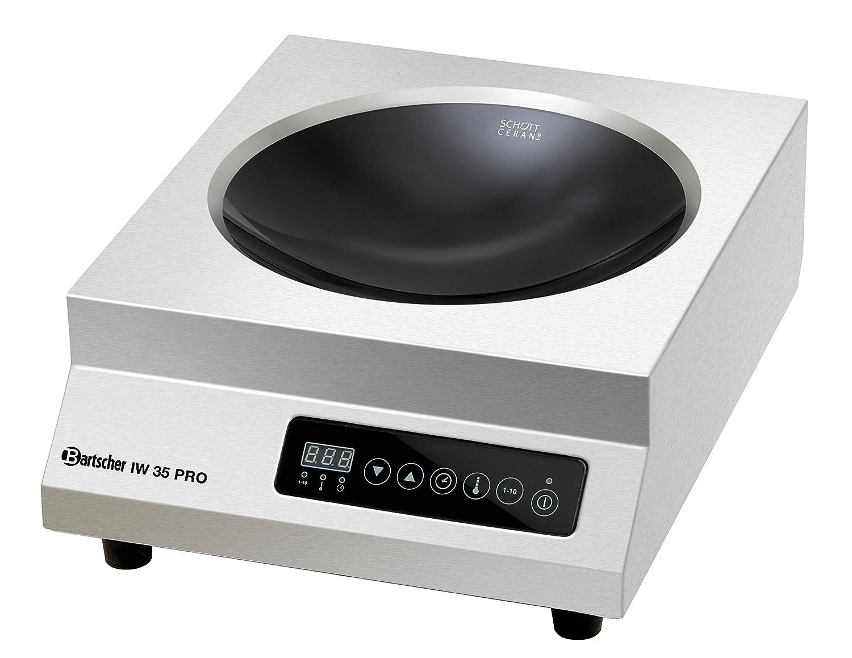 Bartscher - Inducción wok iw 35 pro: Amazon.es