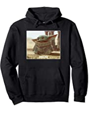 Star Wars The Mandalorian The Child Pullover Hoodie