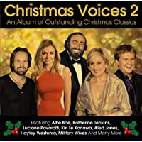 Christmas Voices 2 - Featuring Alfie Boe, Katherine Jenkins, Pavarotti & Many More