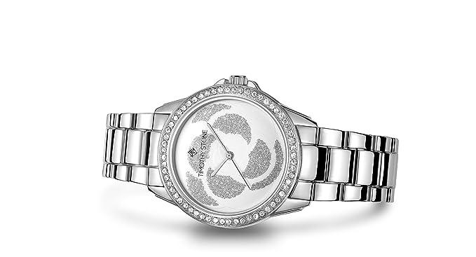 Timothy Stone collection KATY - reloj mujer de cuartzo, color Plata