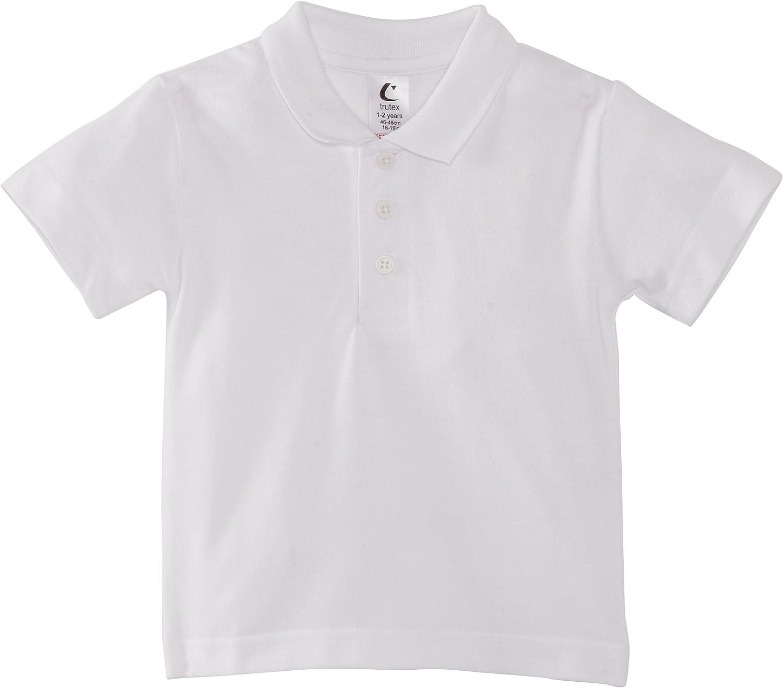 Trutex Polo - Camiseta manga corta para niños
