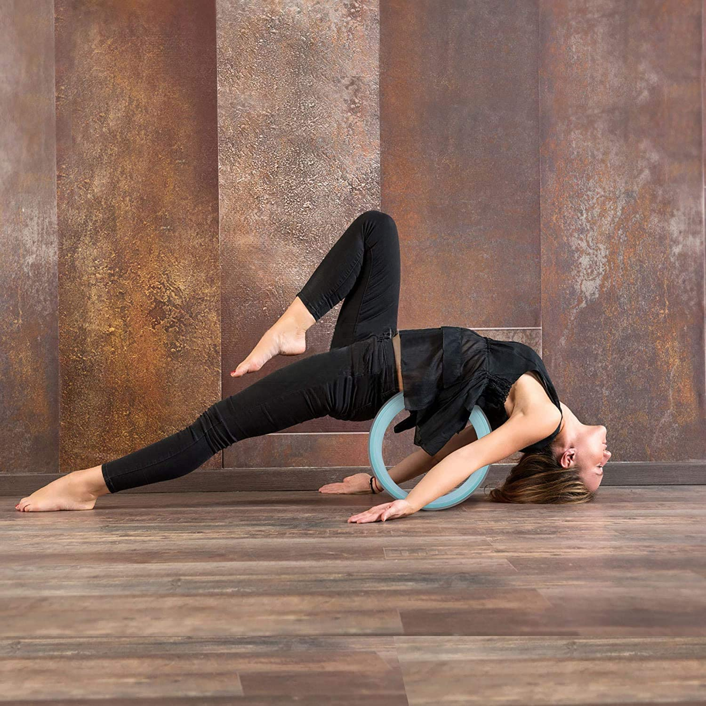 newsmada.com 50, 50, 50 inch Yoga Wheel Set 50 Pack Yoga Roller Set ...