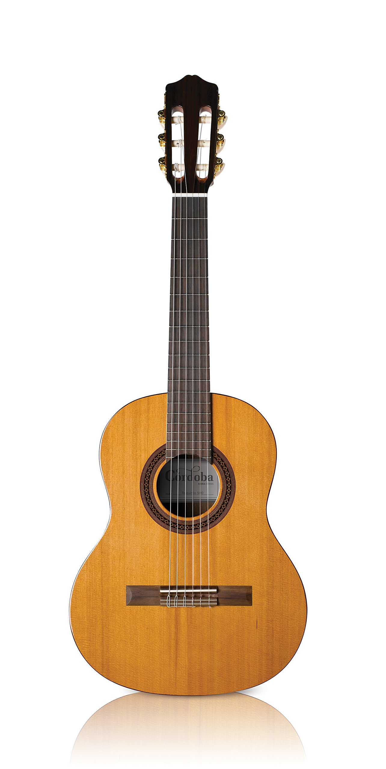 Cordoba Requinto 580 1/2 Size Acoustic Nylon String Classical Guitar