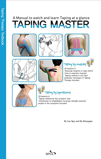 Amazon taping master a manual to watch and learn taping at a quottaping masterquot a manual to watch and learn taping at a glance fandeluxe Images