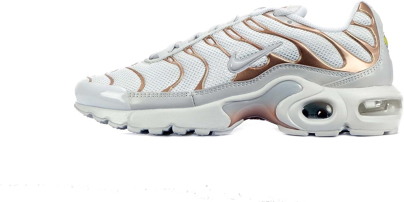 Nike 718071-001, Zapatillas de Trail Running para Niñas, Blanco (Pure Platinum/Pure Platinum), 38 EU: Amazon.es: Zapatos y complementos