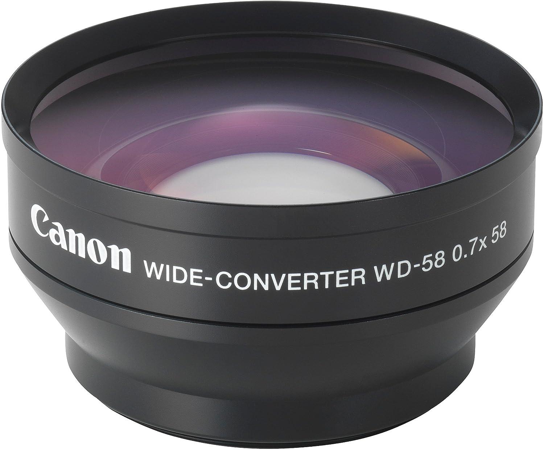 Canon ワイドコンバーター WD-58H   B000186Q1I