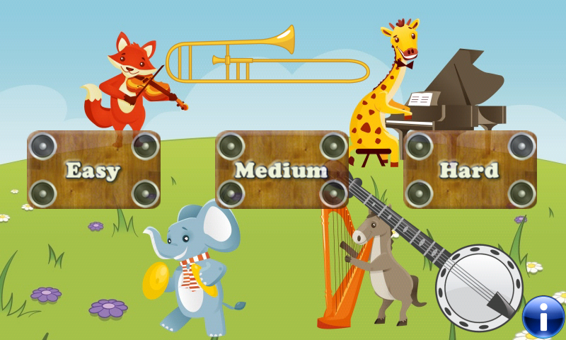 Music Games For Kids >> Amazon Com Music Games For Toddlers And Kids Discover Musical