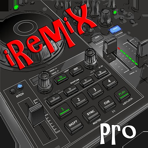 - iRemix Pro - Portable DJ Music Remixer Mix Station