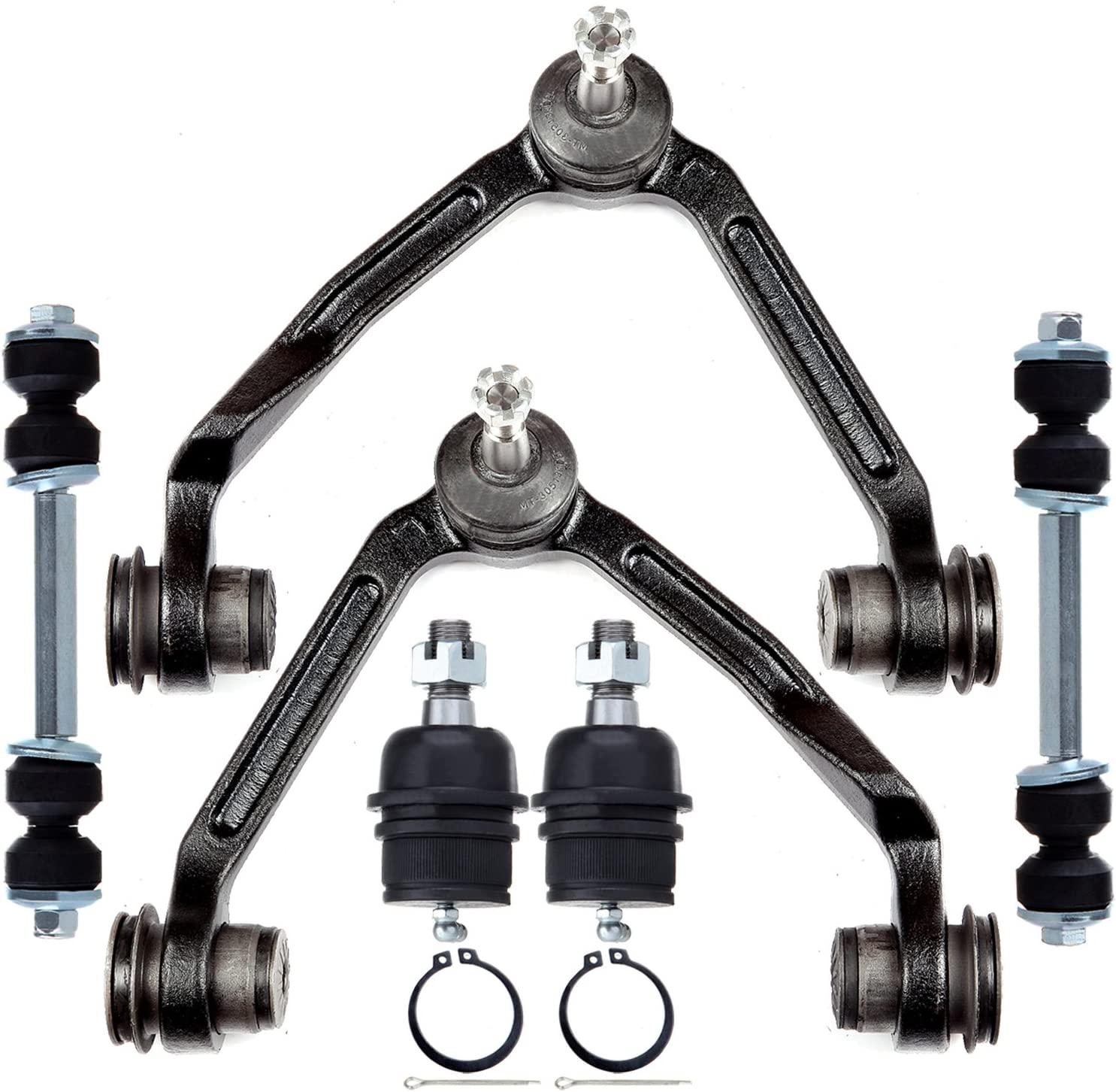 Front Right Upper Control Arm /& Ball Joint Fit FORD EXPEDITION 4WD 1997-2002