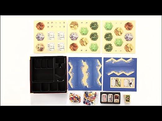 Devir - Catan, juego de mesa - Idioma castellano (BGCATAN): Amazon.es: Juguetes y juegos
