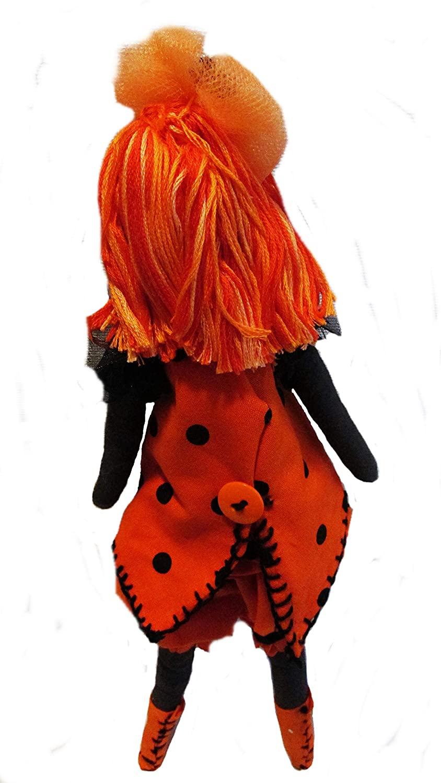 Handmade Black Doll African American Doll