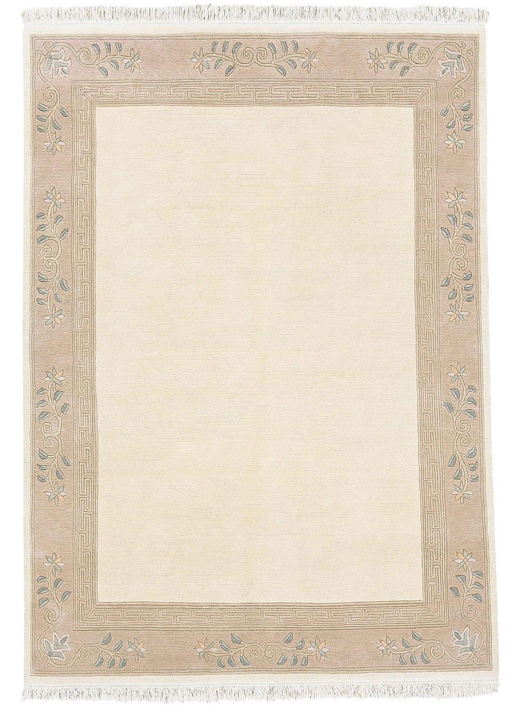 un Amour von Teppich 1738napissa Teppich Moderne wolle beige/creme, beige, 140 x 200 cm
