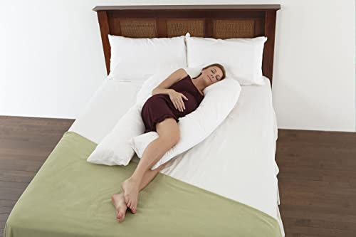 Moonlight Slumber - Comfort U Total Body Support Pillow