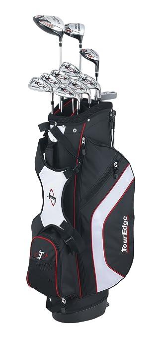 Amazon.com: Tour Edge Golf- Reaction 3 juego completo con ...
