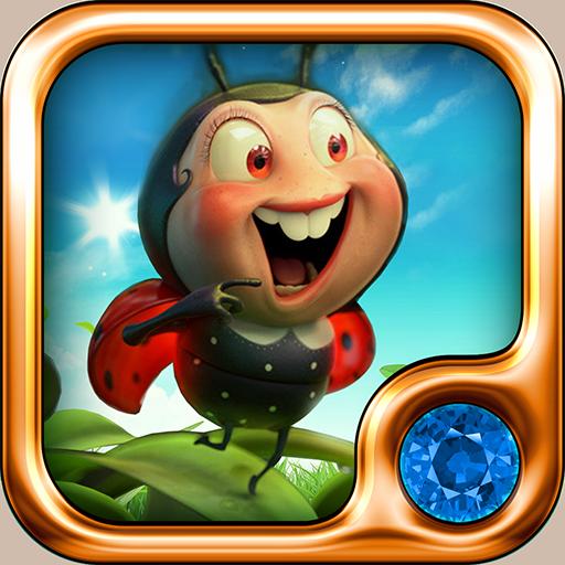 LadyBug (Ladybug Arcade Game)