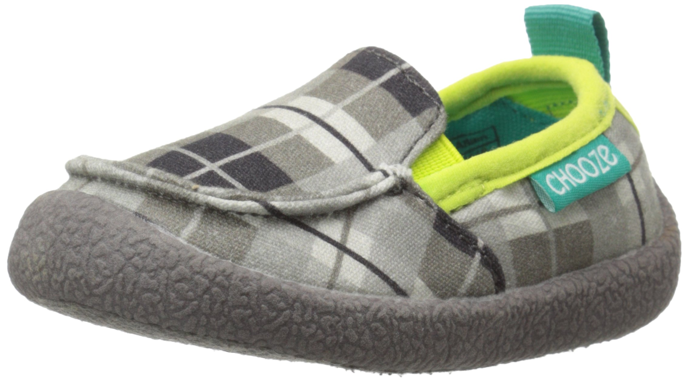 CHOOZE Boys' Scout Loafer, Attain, 4 M US Toddler