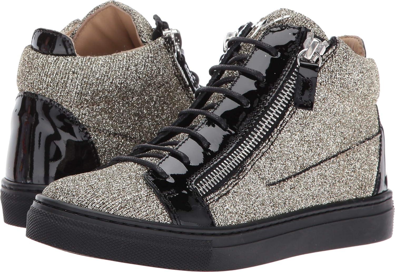 4b32f70481b9f Amazon.com: Giuseppe Zanotti Kids Womens Natalie Sneaker (Toddler/Little  Kid): Shoes