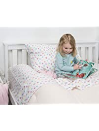 Regalo Extra Long Toddler Bed Rail Bumper Foam Safety Guard For Bed, Bonus Kit, Includes Waterproof Cover And Reinforced...