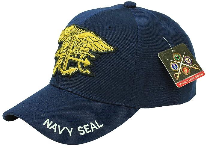 u s military united states navy seals cap hat principal special