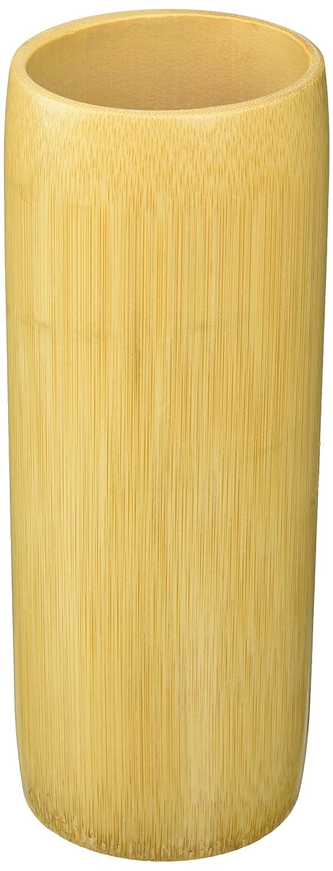 Jarrón de bambú mediano