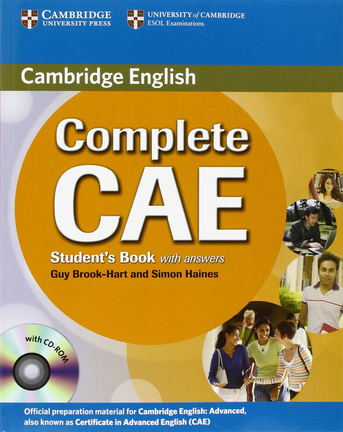 Complete CAE / Students Book with answers: Amazon.es: Libros en ...