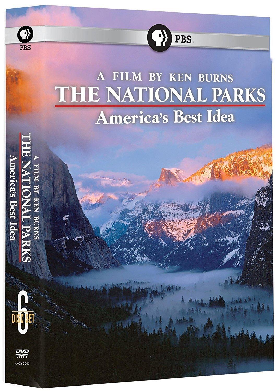 DVD : Ken Burns: The National Parks: America's Best Idea (Boxed Set, 6PC)