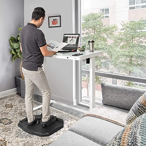 Jefferson Electric Lift Stand Up Desk Workstation