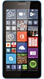 "Microsoft Lumia 640 LTE Single SIM 4G 8GB Cyan - Smartphones (12.7 cm (5""), 8 GB, 8 MP, Windows Phone, 8.1, Cyan)"