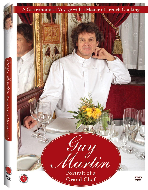 DVD : Guy Martin - Guy Martin: Portrait Of A Grand Chef (Full Frame, Subtitled)