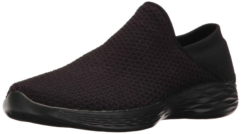 Skechers You, Zapatillas para Mujer 41 EU|Negro (Bbk)