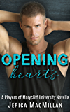 Opening Hearts: A Players of Marycliff University Novella