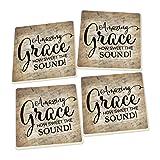 P. Graham Dunn Amazing Grace Sheet Music Design Set