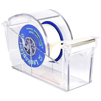 Dispensador de tirita para vendas adhesivas bobina de curitas: Amazon.es: Deportes y aire libre