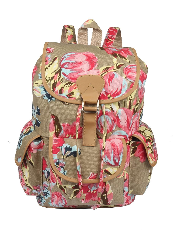 8c1e35a997 Crafts My Dream Women s Backpack Handbags Multi Cmd177  Amazon.in  Shoes    Handbags