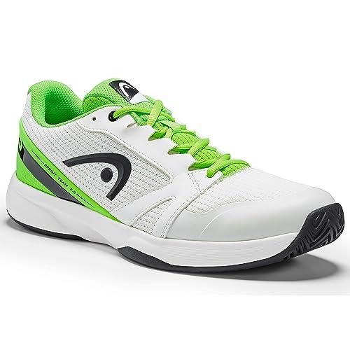best service 636b7 c80db HEAD Herren Sprint Team 2.5 Men Tennisschuhe, weiß/grün