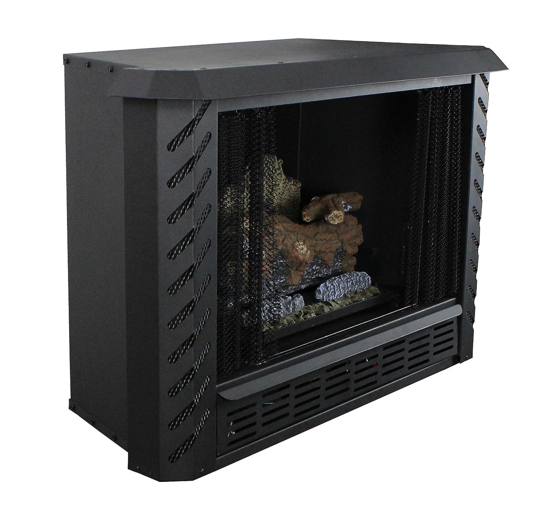 amazon com ashley agvf340n vent free natural gas firebox 34000